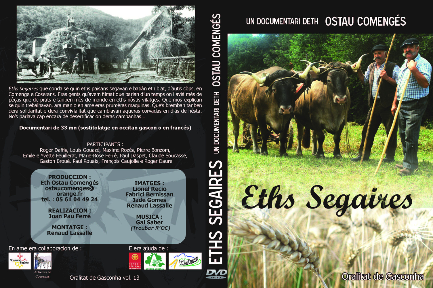 Affiche documentaire