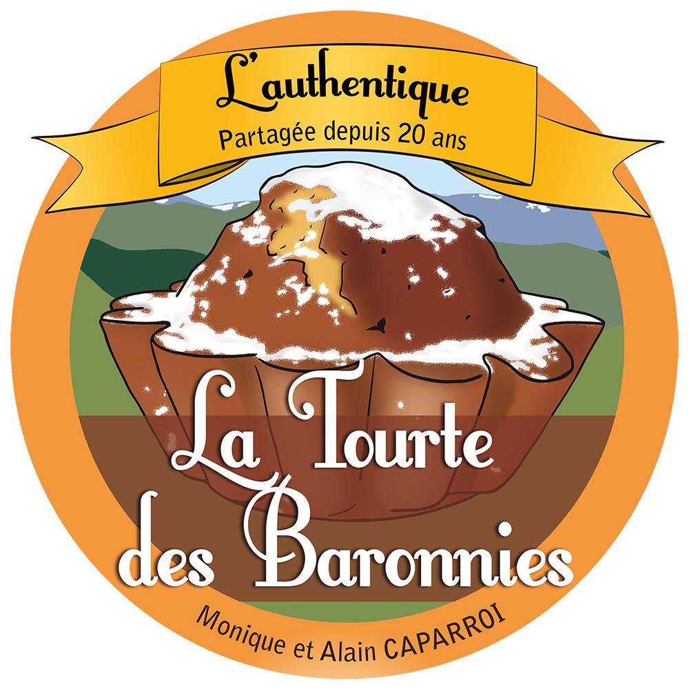 Logo Tourte des Baronnies