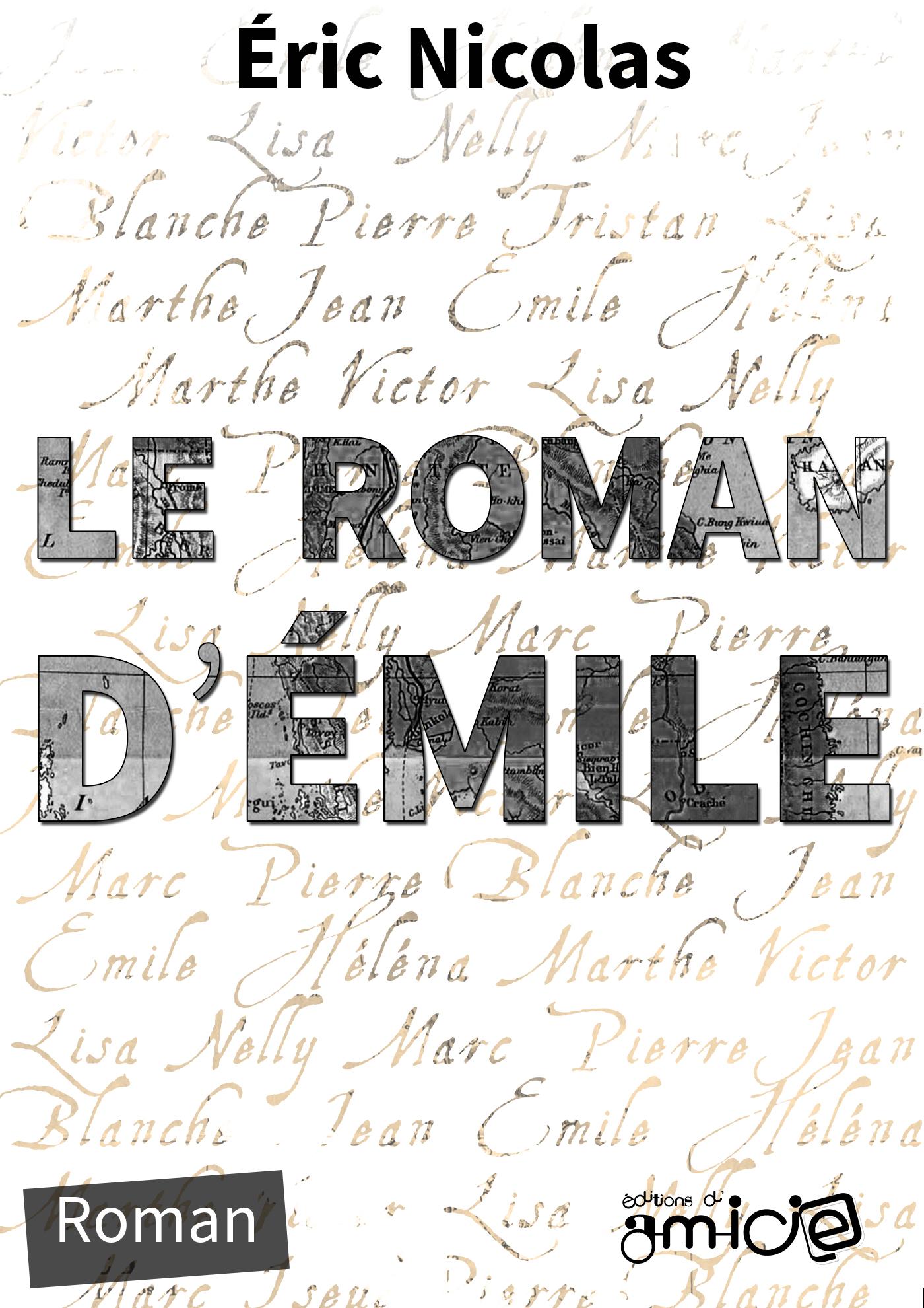 Couvertures d'e-Book pour Amicie Editions