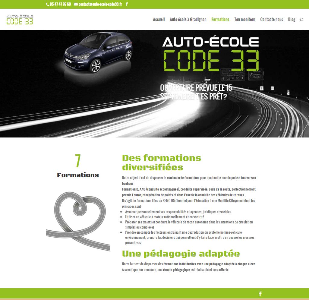 projets de conception de pages web code de téléchargement html