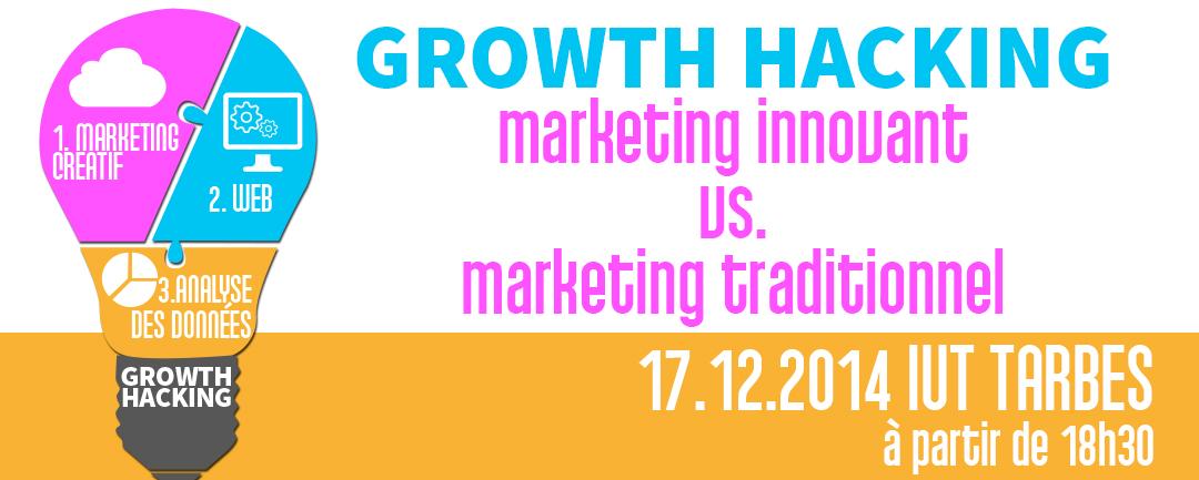 Marketing Web Growth Hacking
