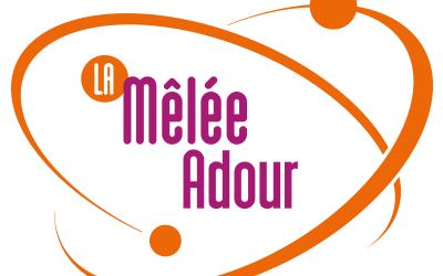 Communication visuelle digitale pour la Mêlée Adour