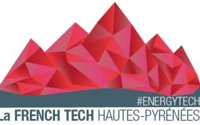 Le logo French Tech Hautes Pyrénées, c'est de nous aussi !